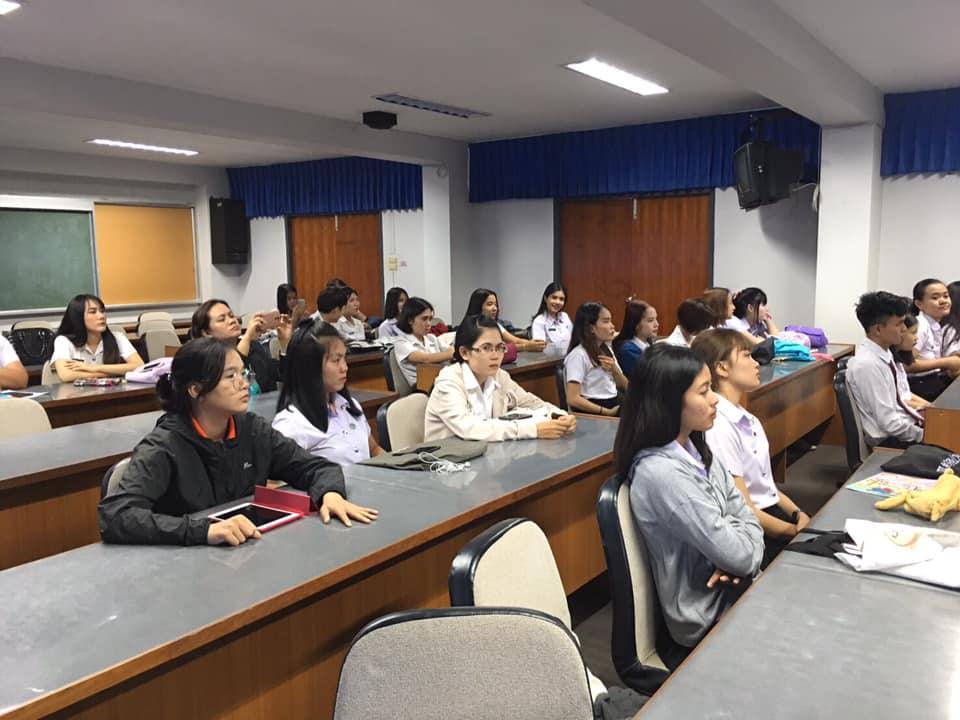 โครงการ เตรียมความพร้อมสู่วิชาชีพครูบรรณารักษ์และภาษาอังกฤษอย่างมีประสิทธิภาพ ระหว่างวันที่ 27-28 มิถุนายน 2562